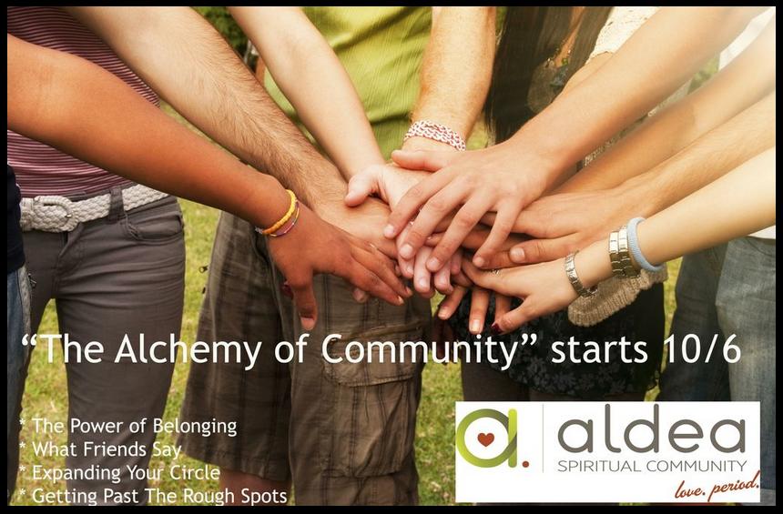 The Alchemy of Community