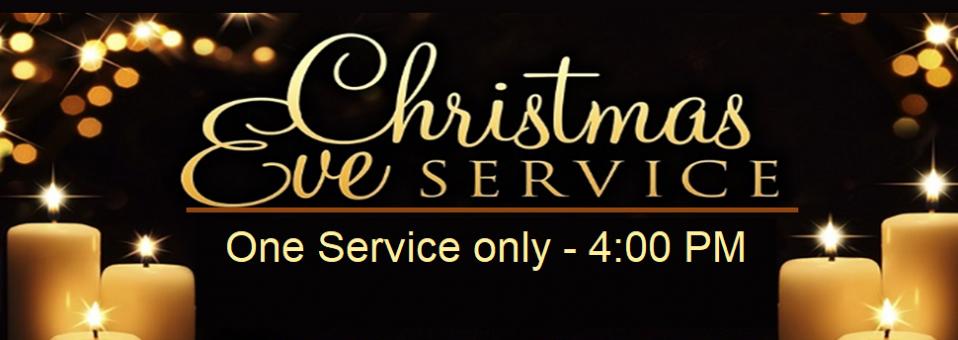 No morning service