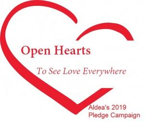 open hearts newsletter logo