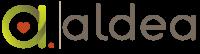 aldea // love period Logo