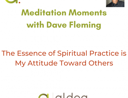 The Essence of Spiritual Practice Is My Attitude Toward Others