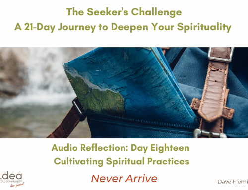 The Seeker's Challenge – Day Eighteen: Cultivating Spiritual Practices