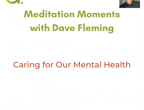 Caring for Our Mental Health