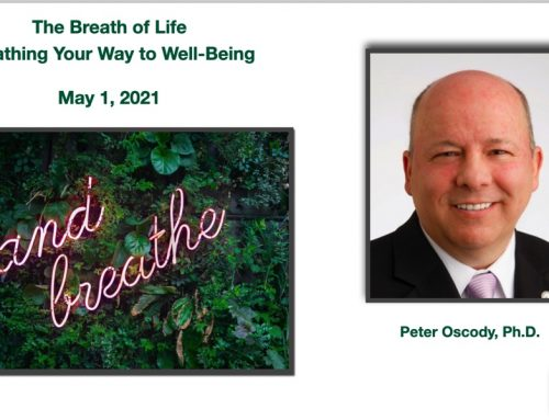 Thanks for Registering for The Breath of Life – See Needed Workshop and Zoom Information Below