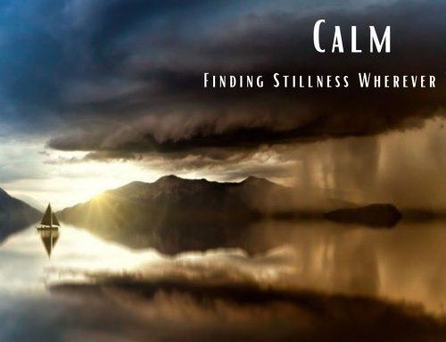 Calm – Finding Stillness Wherever You Are